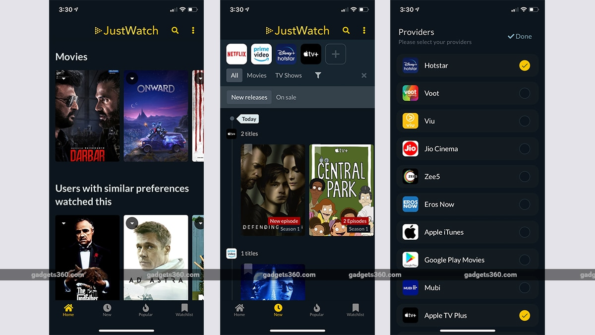 tv tracker apps justwatch ss