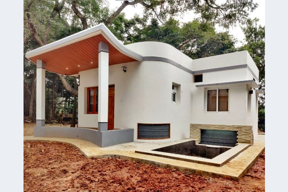 IIT Madras Startup Builds 'India's First' 3D Printed House | Technology News