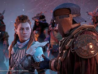 Horizon Zero Dawn: The Frozen Wilds, Loving Vincent, and More – The Weekend Chill
