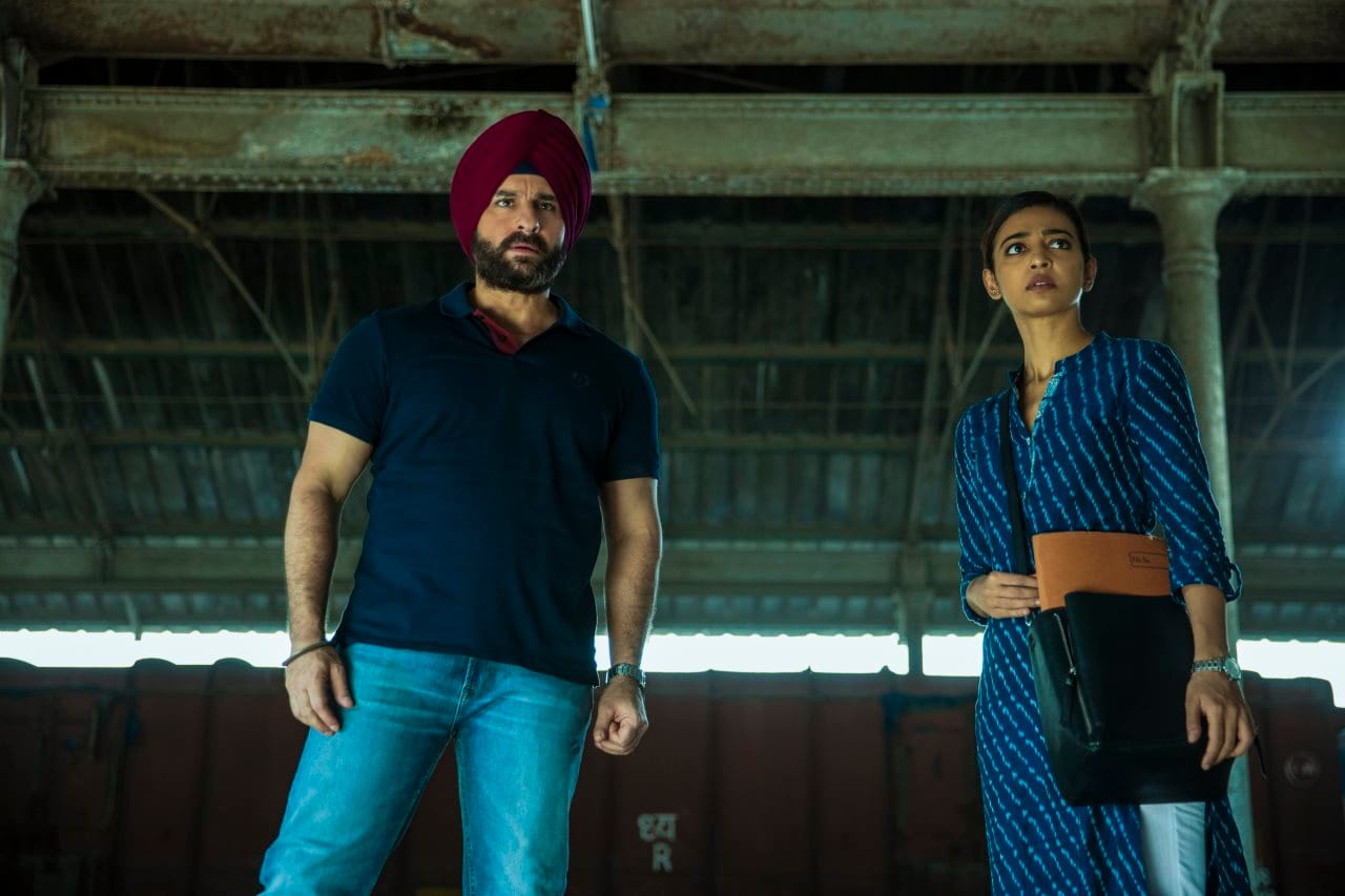 Sacred Games, Sharp Objects, Isle of Dogs, and More – The Weekend Chill