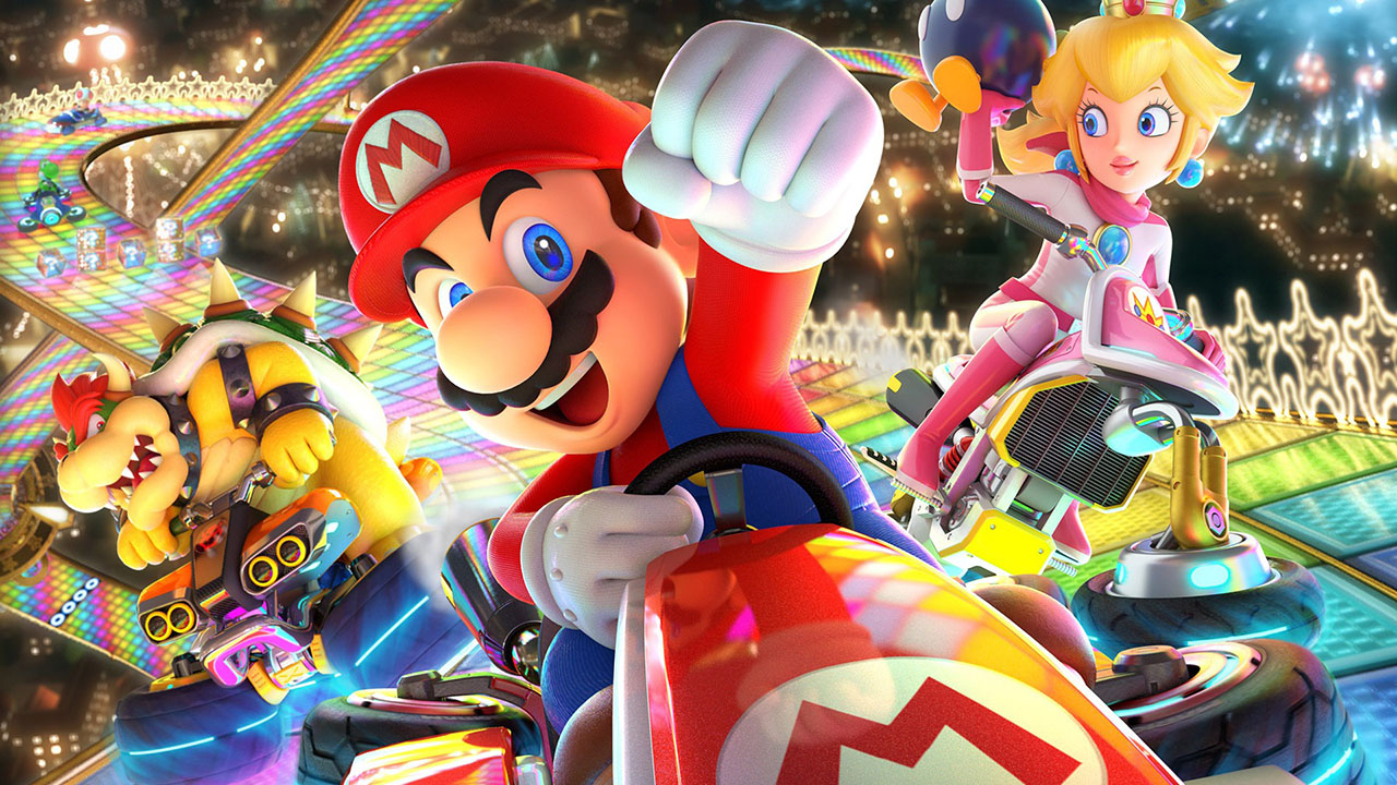 Mario Kart 8 Deluxe, The Handmaid's Tale, and More – The Weekend Chill