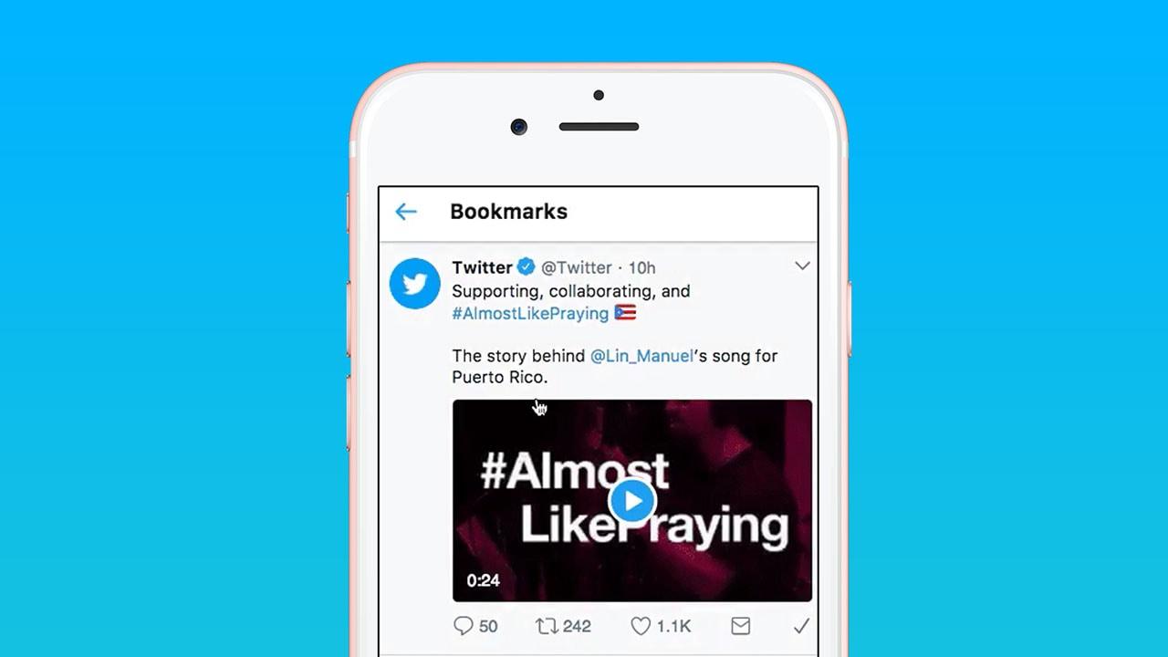 Twitter पर दिखा 'Bookmarks' फ़ीचर, जानें इसके बारे में