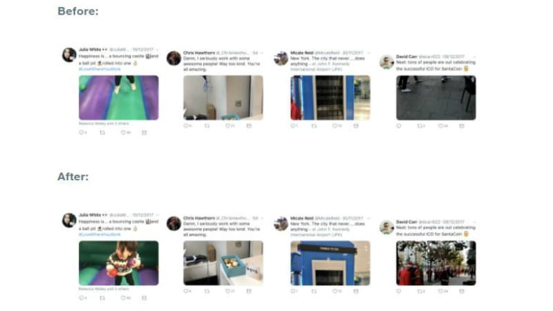 Twitter Now Using Machine Learning to Detect 'Salient' Features in Images for Previews