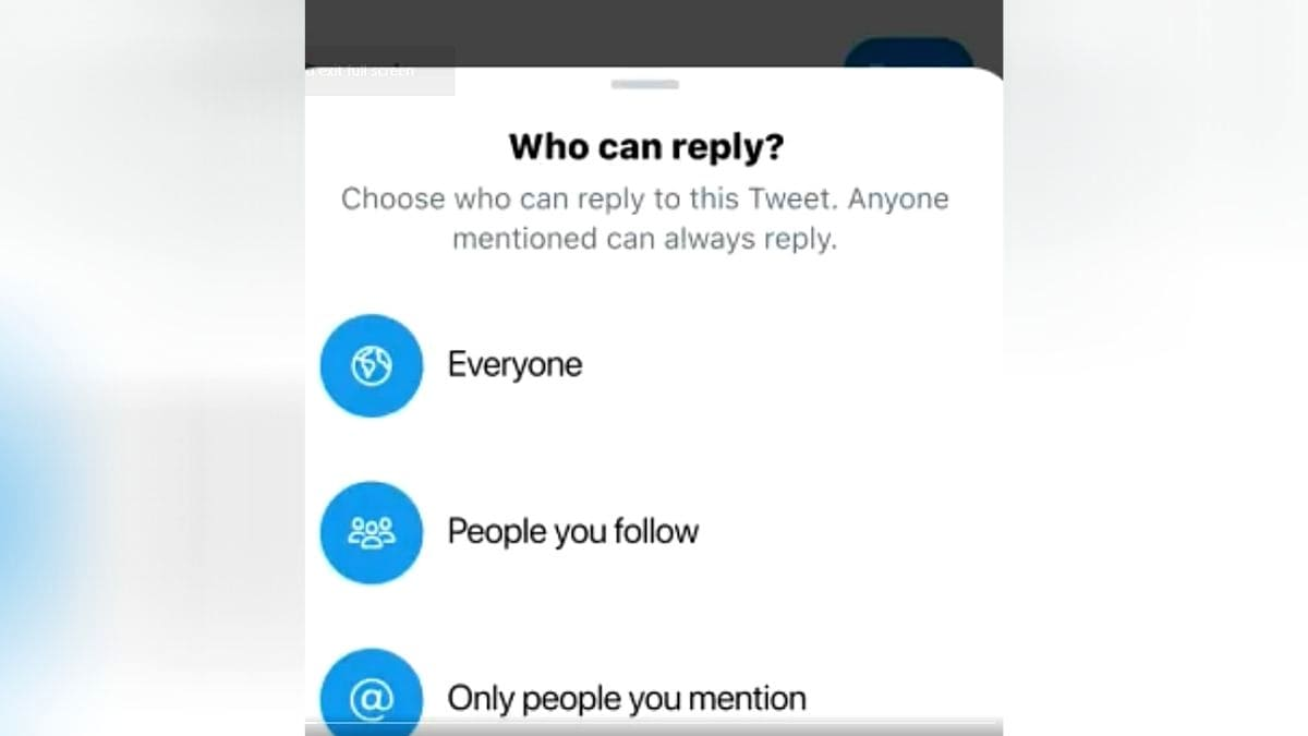 Twitter unveils 'don't @ me' feature for silencing trolls and 'reply guys'