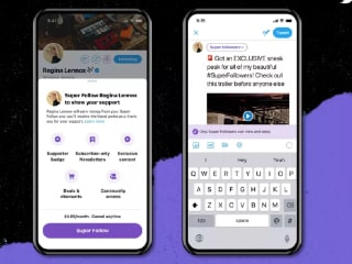Twitter Announces Super Follows Subscription for Creators to Charge for Exclusive Tweets