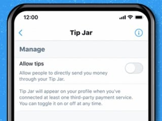 Twitter Adds Tip Jars to Help Creators, Journalists, Non-Profits Monetise Content