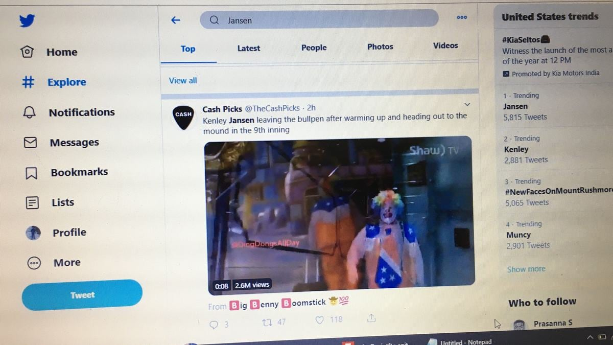 Twitter's Trending Topics Flooded by Porn Bots: Report