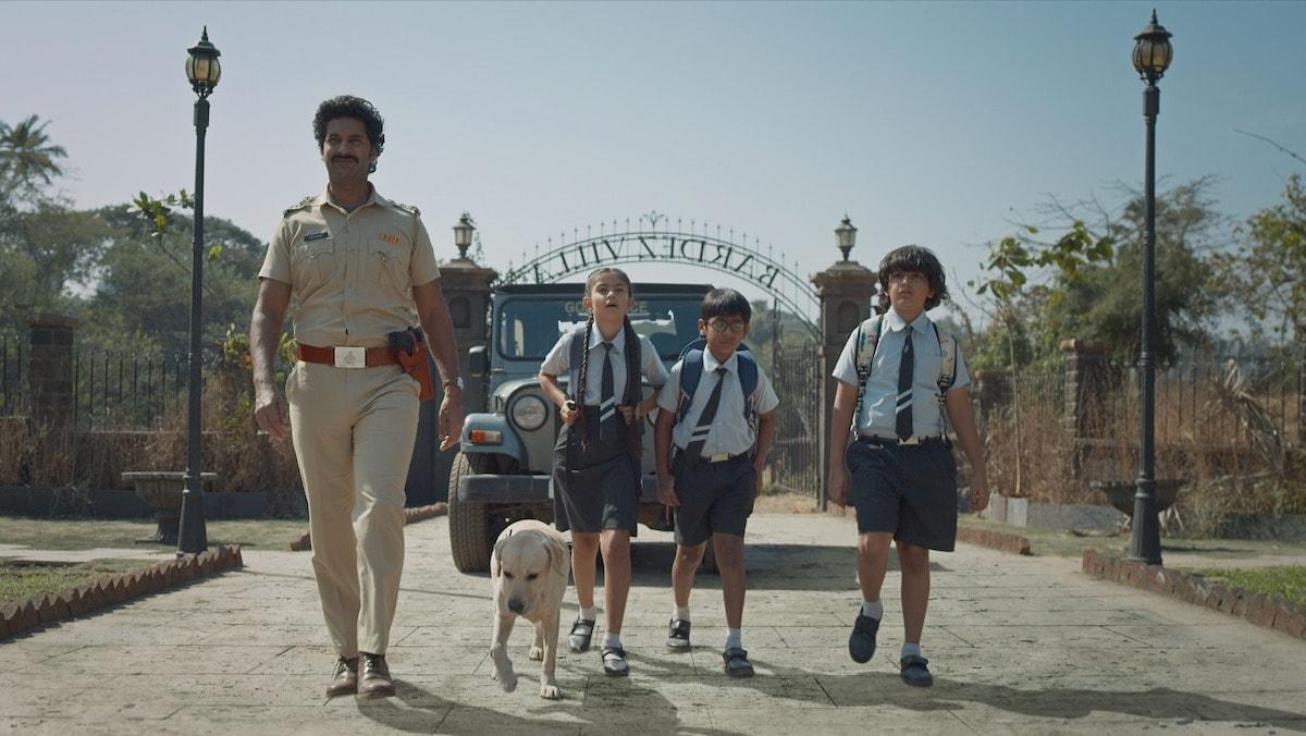 Typewriter Review: Is Sujoy Ghosh's Netflix Horror Series India's Stranger Things?