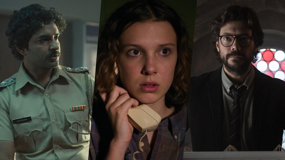 Netflix July 2019 Releases: Stranger Things, Money Heist, Typewriter
