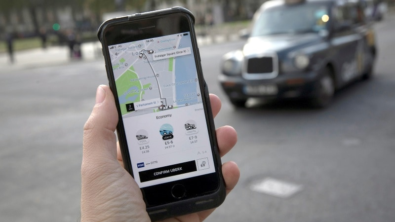 'Unfit' Uber Denied Licence To Operate In London Over Safety Failures