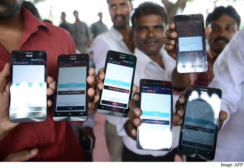 Uber, Ola Cabs Impounded as Karnataka's Crackdown on Ride-Sharing Continues