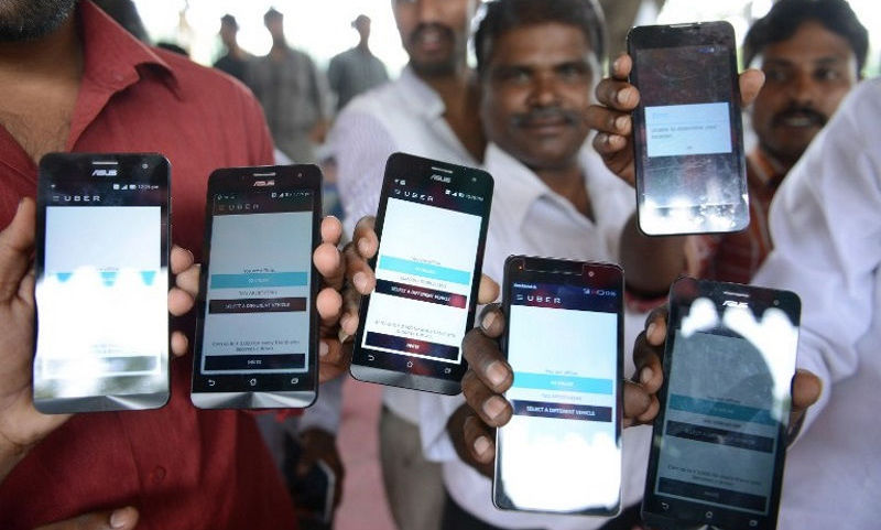 Uber India President Amit Jain Speaks Up on Strikes, Wages, Incentives, and More