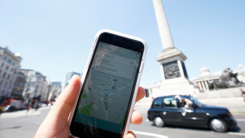 Uber Loses Latest UK Legal Bid to Block Worker Rights for Drivers