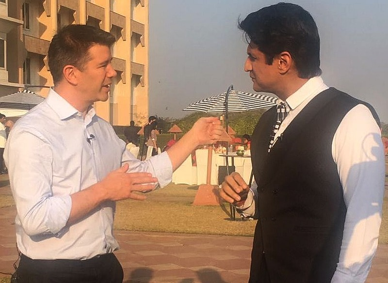 Uber CEO Says Demonetisation Is Beneficial and Surge Pricing Is Vital