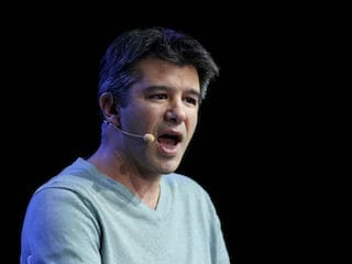 Former Uber CEO Kalanick to Start Fund Called '10100'