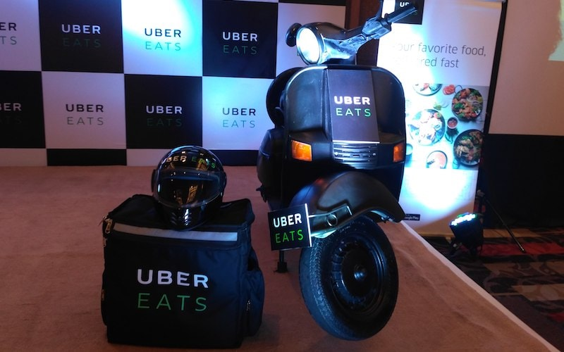 UberEATS Expands to Delhi-NCR, Starting With Gurugram