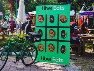 Uber Eats Needs to Deliver More Than Ever
