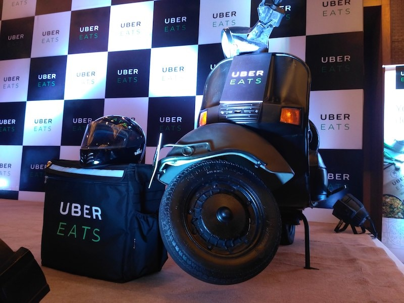 Uber Food Delivery Job Delhi