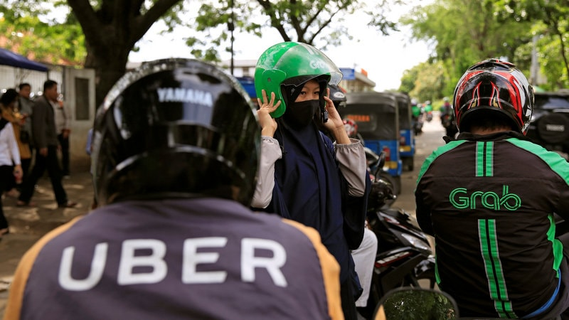 As Uber Bows Out to Grab, Drivers and Riders Bemoan Loss of Choice