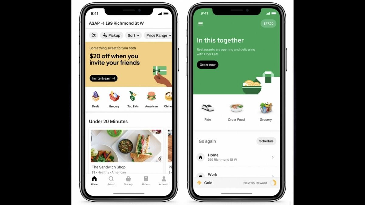 Uber Launches Grocery Delivery, Starting in Canada, Latin America