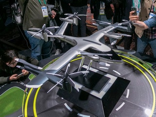 CES 2020 Thus Far: Flying Taxis, Toilet Paper Robots, and More
