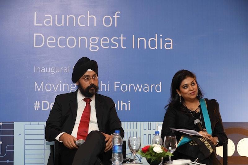 Rideshare will help decongest Delhi roads,curb pollution: Uber