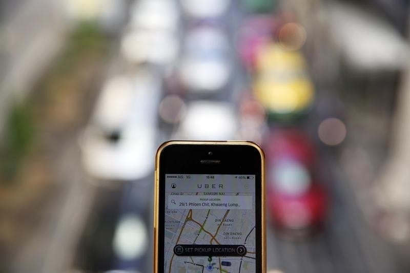 Uber Reboots in Taiwan With Scaled-Back Ride-Hailing Service
