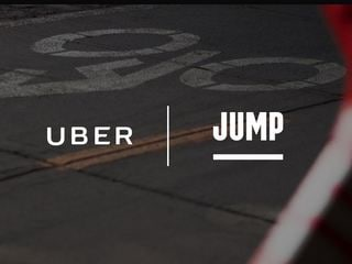 Uber Agrees to Buy Electric Bicycle-Sharing Startup Jump Bikes