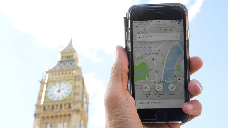 Uber Granted 15-Month Licence to Operate in London