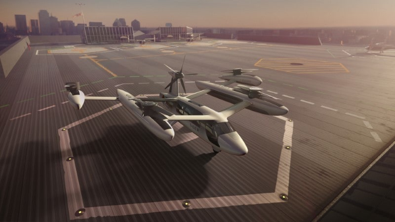 Uber, NASA Partner to Explore 'Urban Air Mobility' in Quest for Flying Taxis