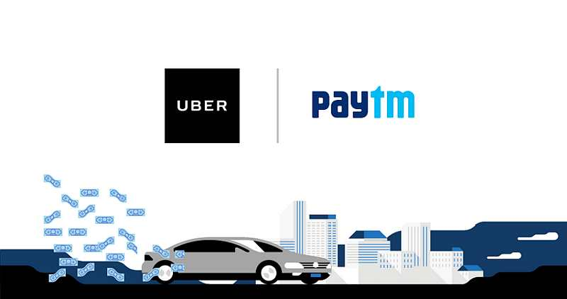 Paytm App Now Features Option to Book an Uber