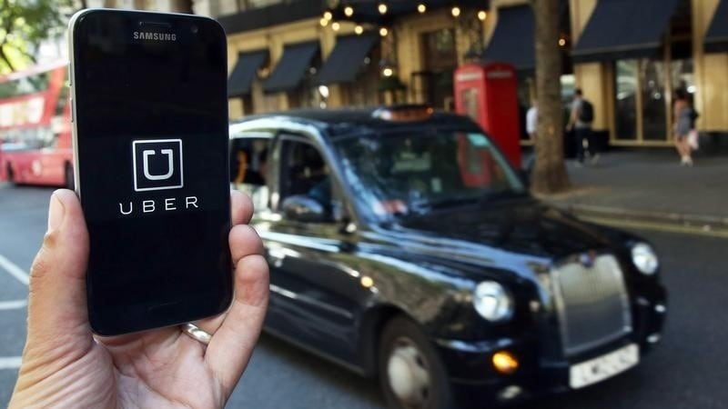 Uber Crosses 5-Billion Trip Milestone