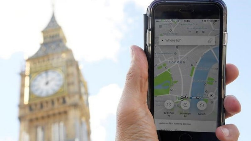 Uber Drops Opposition to London Language Test