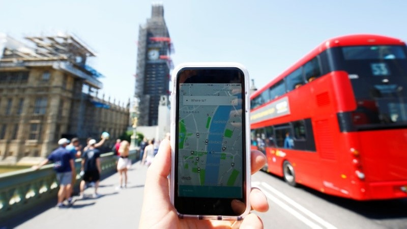 Uber Claims U-Turn in Bid to Restore London Licence