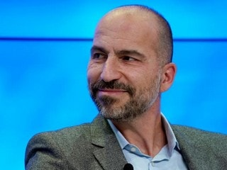 Uber CEO Says No Change in India Business After SoftBank Deal