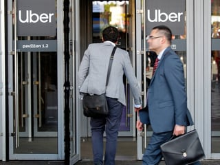 Uber Launches App Aimed at Connecting Workers With Businesses