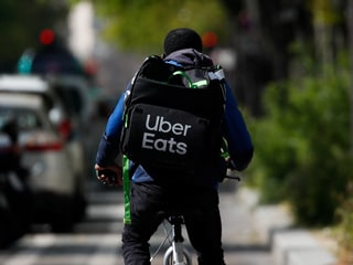 Uber Rides Take COVID-19 Hit but Food-Delivery Business Doubles