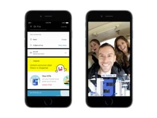 Uber Launches Snapchat Custom Filters in India