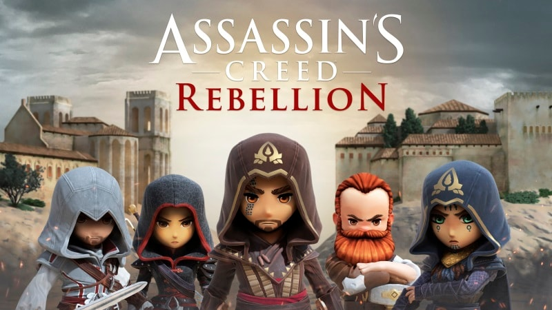 Assassin's Creed Rebellion Announced for Android and iOS; Set During Spanish Inquisition