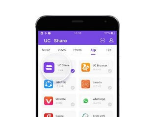 UC Share File Transfer App Launched for Android