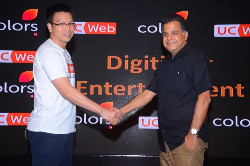 UC Browser Makes UC News Integral; Partners Colors TV for Exclusive Content