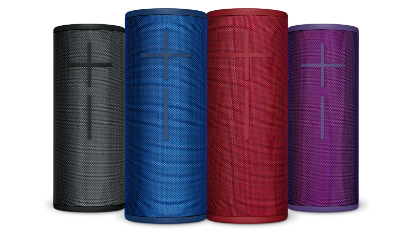 Logitech UE Boom 3, UE Megaboom 3 Bluetooth Speakers With Magic Button Launched