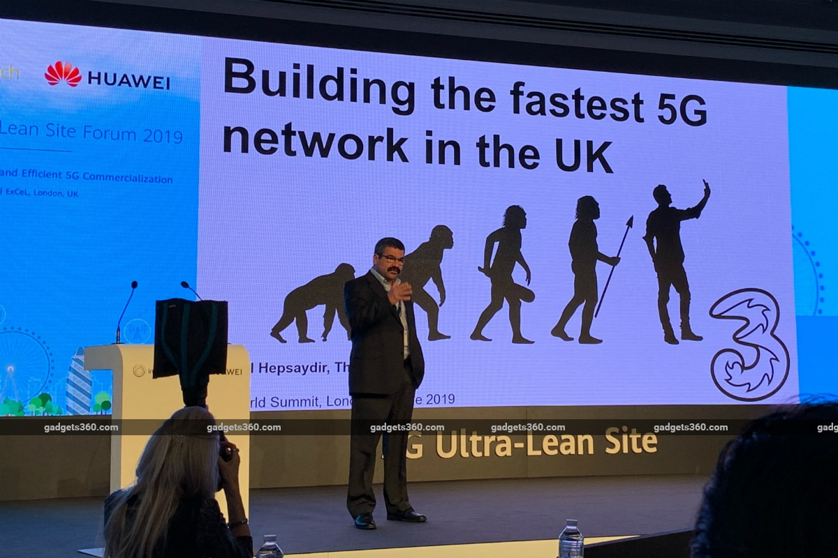 UK's Three to Launch 5G Services in August, Starting With Home Broadband