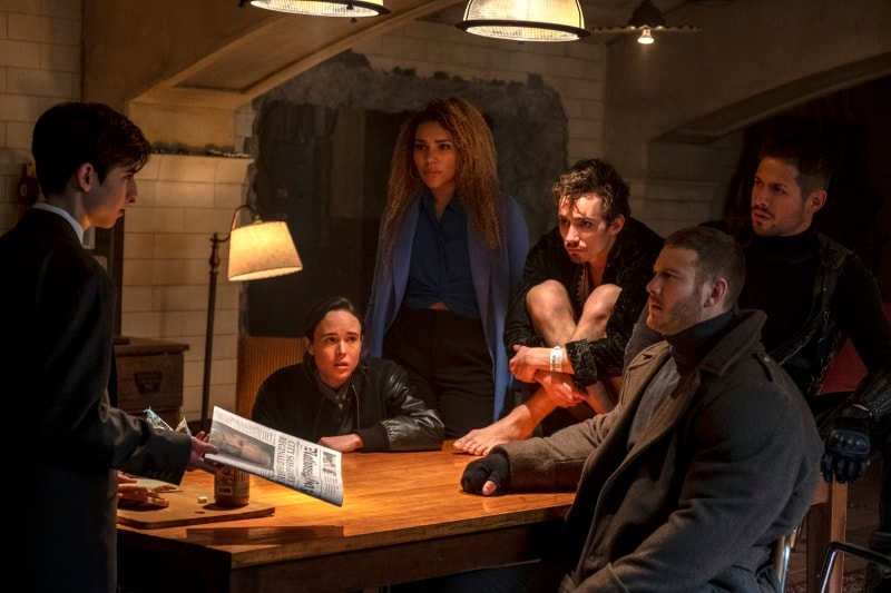 The Umbrella Academy – Netflix's New Superhero Family Is Truly Dysfunctional