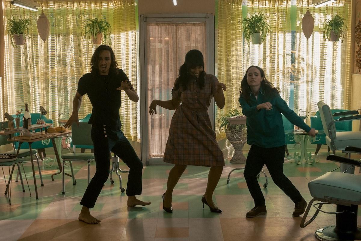 umbrella academy season 2 review dance Umbrella Academy season 2 dance