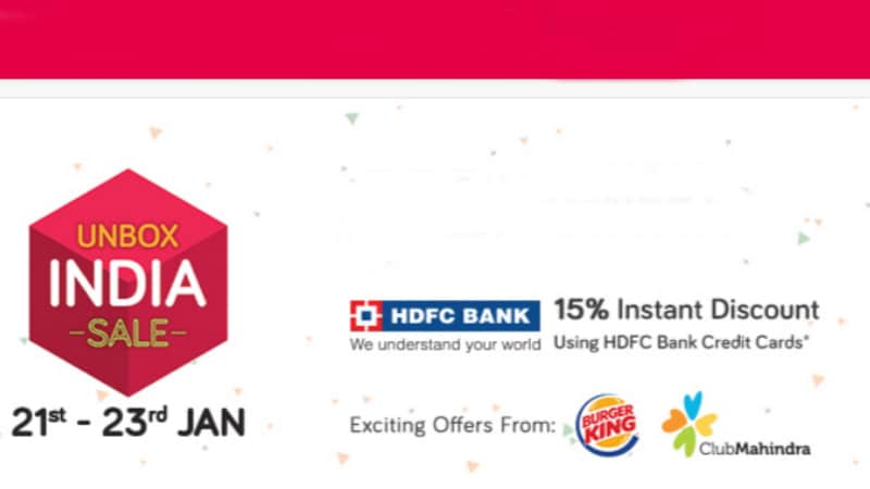 Image result for Snapdeal Unbox Sale Offers Reliance Jio SIM Cards, Deals on Smartphones, and More