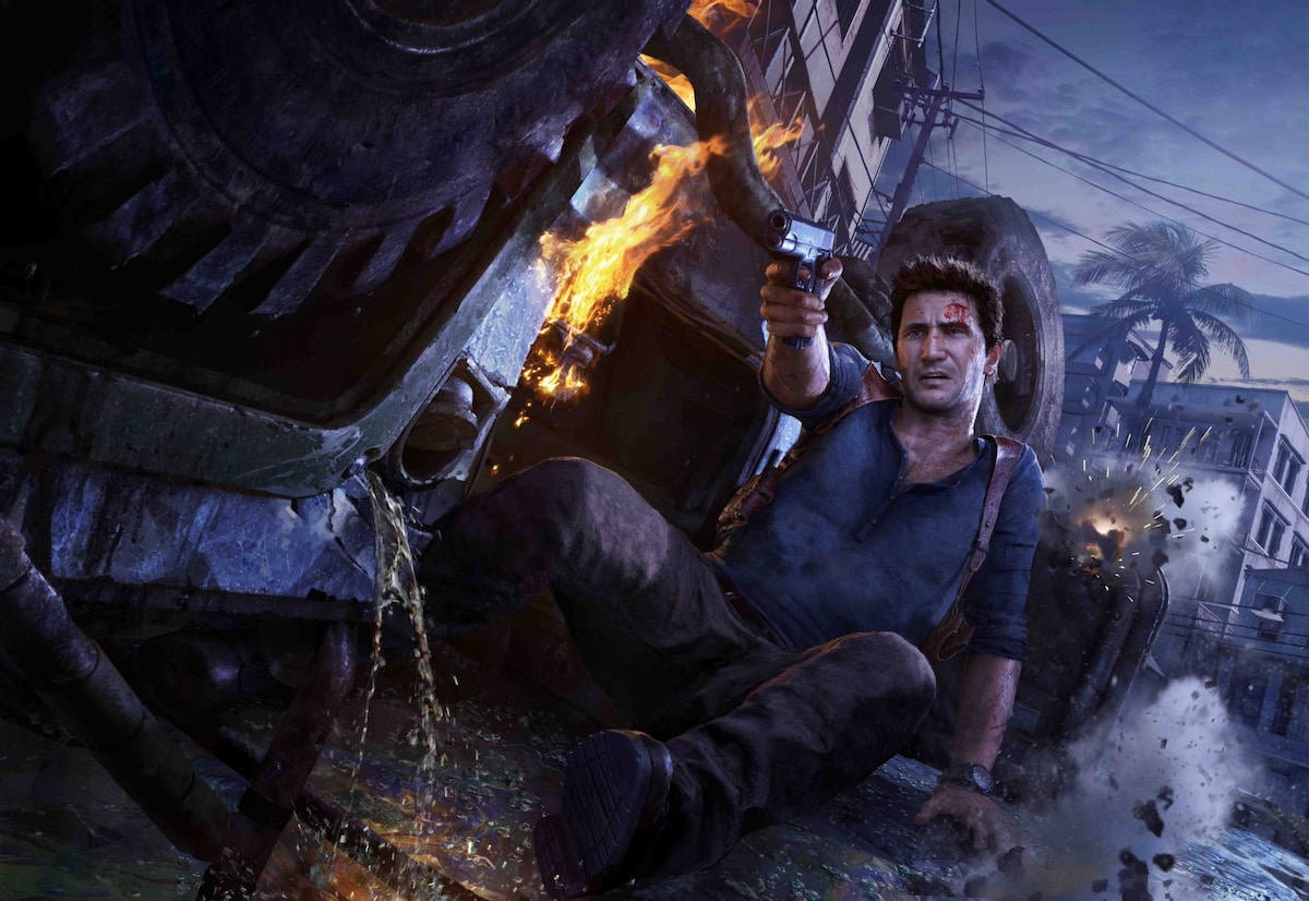 Uncharted 4 Is Coming to PC, Sony's Investor Report Says