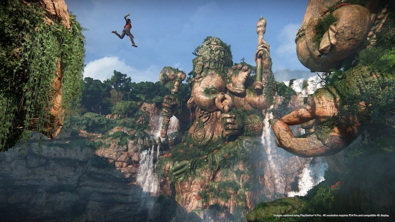 uncharted lost legacy ganesh ps4 pro uncharted_lost_legacy
