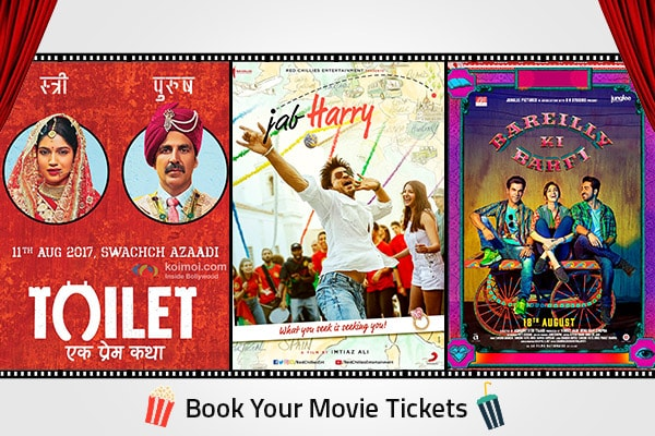 Upcoming Movies in August 2017, Book your Movie Tickets at Best Offers!