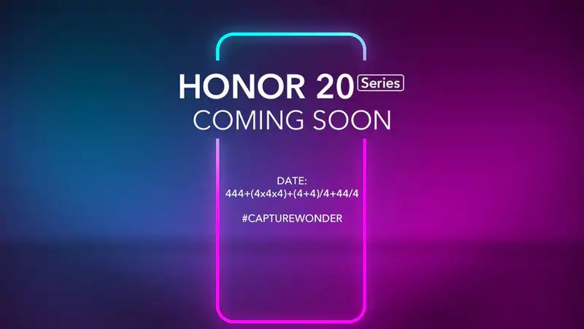 Redmi Note 7S, Honor 20 Pro, Oppo K3, and Other Upcoming Phone Launches This Week